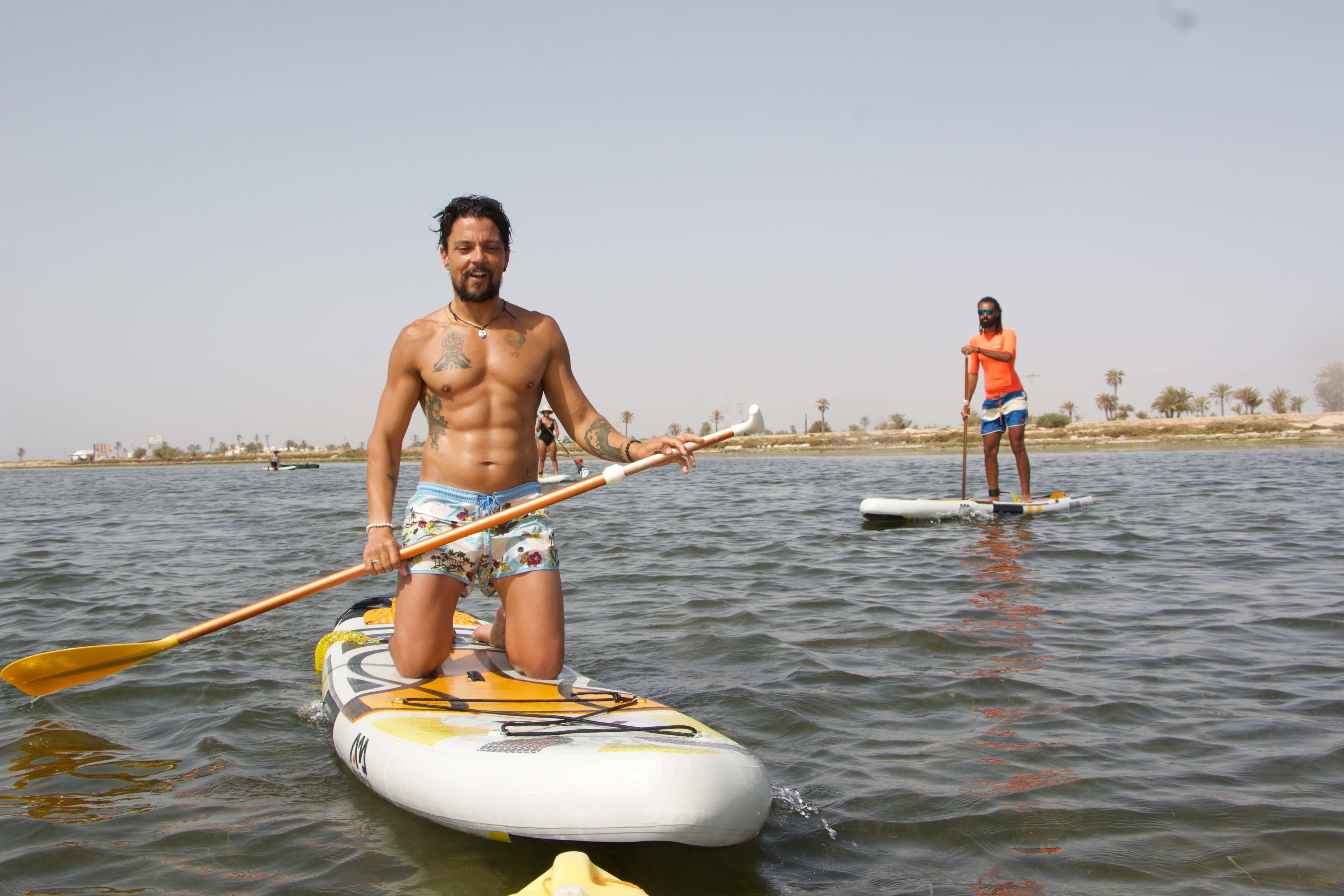 Excursion sur Stand Up Paddle Board